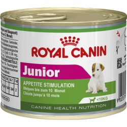 ROYAL CANIN DOG Mini Junior 195g puszka