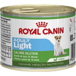ROYAL CANIN DOG Mini Light 195g puszka