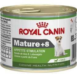 ROYAL CANIN DOG Mini Mature +8 195g puszka