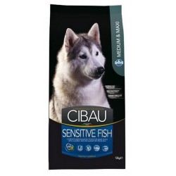 FARMINA CIBAU Adult Sensitive Fish Medium/Maxi 12kg