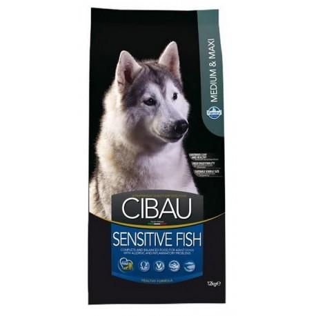 FARMINA CIBAU Adult Sensitive Fish Medium/Maxi 12kg