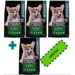 FARMINA CIBAU Puppy Medium 3x2,5kg + 2,5kg GRATIS PROMOCJA