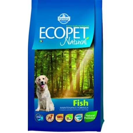 FARMINA ECOPET Natural Medium Adult Fish