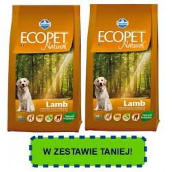 FARMINA ECOPET Natural Mini Lamb PROMOCJA