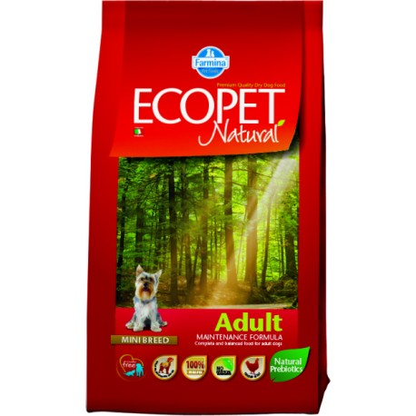 FARMINA ECOPET Natural Mini Adult Chicken