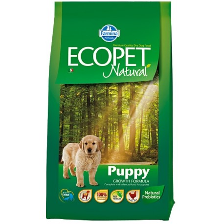 FARMINA ECOPET Natural Medium Puppy