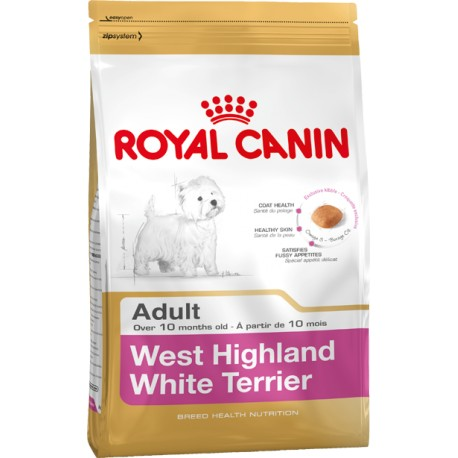 ROYAL CANIN DOG West Highland White Terrier Adult