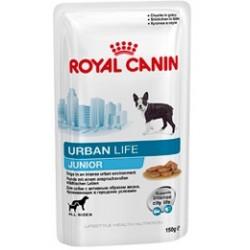 ROYAL CANIN URBAN LIFE DOG Junior 150g saszetka