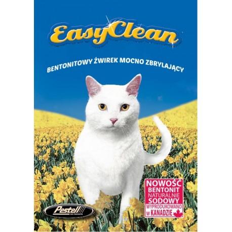 EASY CLEAN Żwirek sodowy Pestel 4kg PROMOCJA