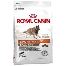 ROYAL CANIN SPORTING LIFE DOG Trial 4300