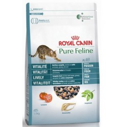 ROYAL CANIN PURE FELINE CAT Vitality n.03