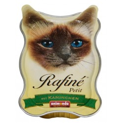 ANIMONDA CAT Rafine Petit Adult 85g tacka