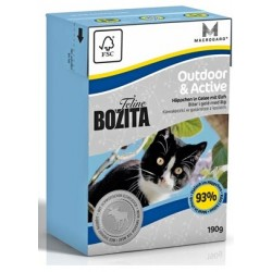 BOZITA Feline Function Sensitive Diet & Stomach 190g kartonik