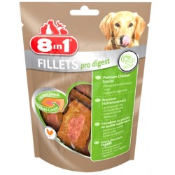 8in1 Filets pro skin & coat S 80g