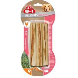 8in1 Dental Delights Sticks 3szt.