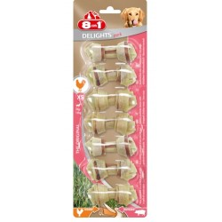 8in1 Pork Delights Sticks 3szt.