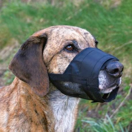 TRIXIE Kaganiec nylonowy z siatką dla psa