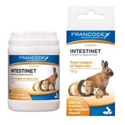 FRANCODEX Intestinet preparat regulujący pracę jelit dla gryzoni