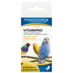 FRANCODEX Witaminy na zdrowe upierzenie ptaków 15ml