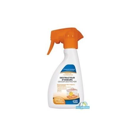FRANCODEX Spray neutralizujący brzydki zapach w otoczeniu gryzonia 250ml