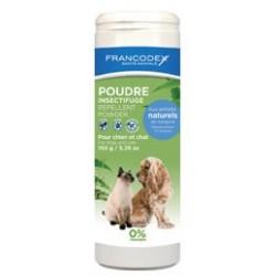 FRANCODEX Lotion odstraszający insekty dla psów i kotów 250ml