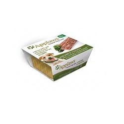 APPLAWS Dog Pasztet 150g tacka