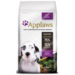APPLAWS Puppy Small&Medium Chicken