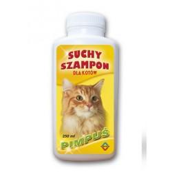 BENEK PIMPUŚ Szampon suchy dla kota 250ml