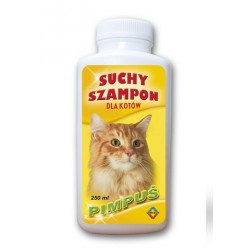 BENEK SUPER Szampon suchy dla kota