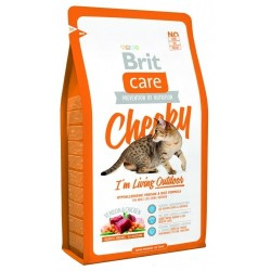 BRIT Care Cat Cheeky I'm Living Outdoor