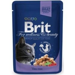 BRIT Premium Cat Adult 100g saszetka