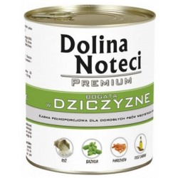DOLINA NOTECI Dog Adult 800g puszka