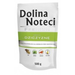 DOLINA NOTECI DOG Premium Adult 500g saszetka
