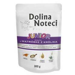 DOLINA NOTECI Dog Junior 400g puszka
