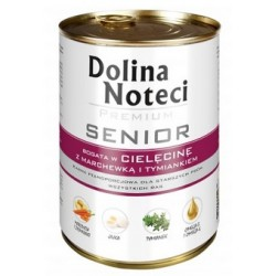 DOLINA NOTECI DOG Premium Senior 400g puszka